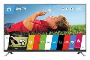 Reparatii TV LED LG