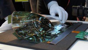 Reparatii display OLED
